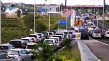 Kemacetan di Jalan Tol (Foto Ist)