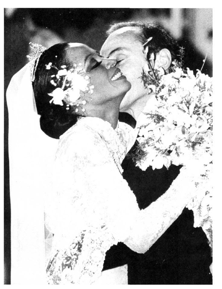 Stop! in the Name of Love - Marriage, Arne Naess, Jr., Diana Ross