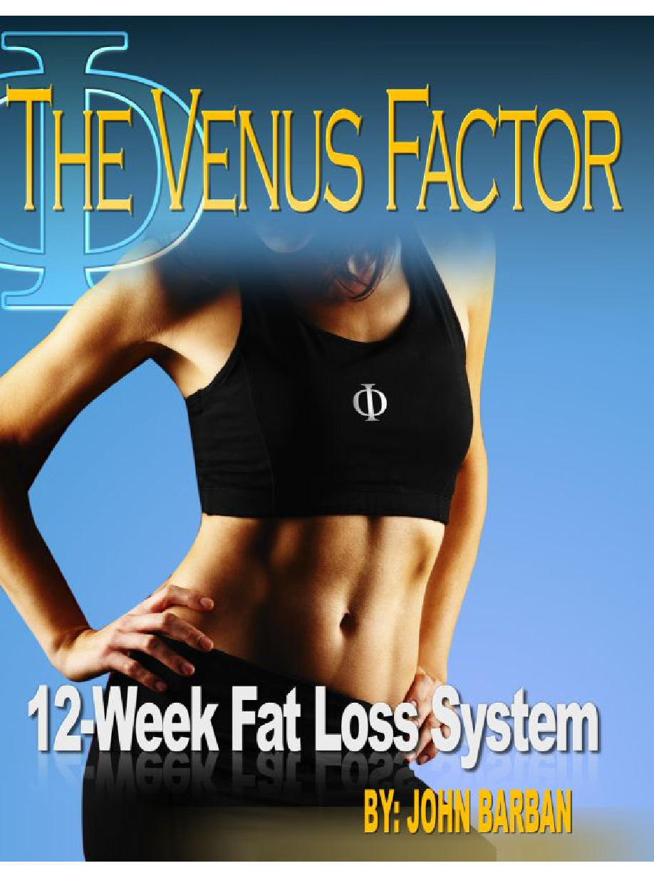 The Venus Factor Review - Results Revealed