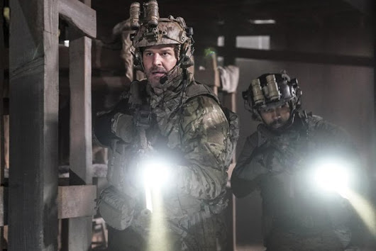 Promotional Photos of Seal Team episode In Name Only