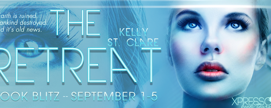 BOOK BLITZ - THE RETREAT by Kelly St. Clare + EXCERPT + $50 Amazon GC + SWAG INTL GIVEAWAY