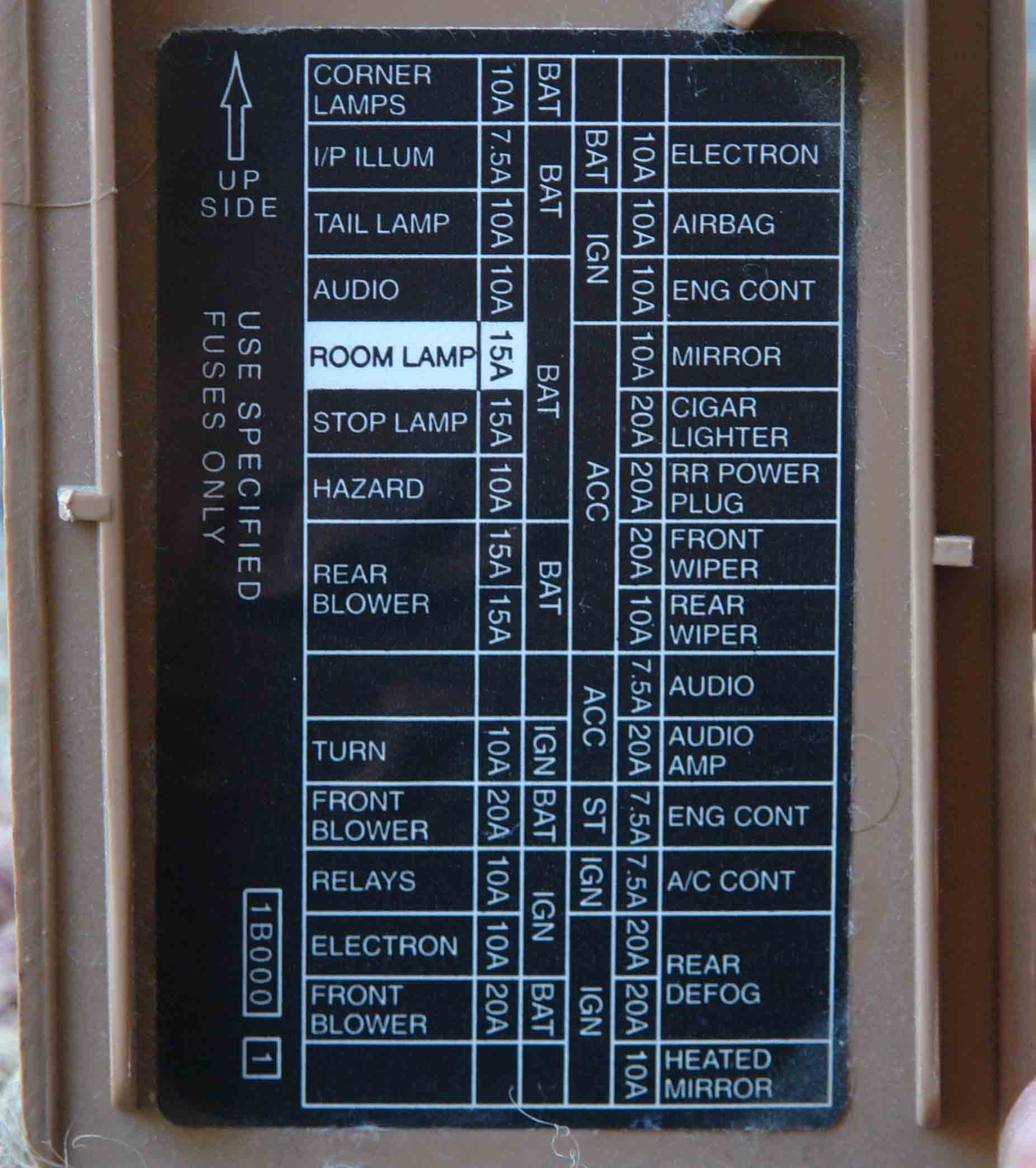 Mercury Villager Radio Wiring Diagram