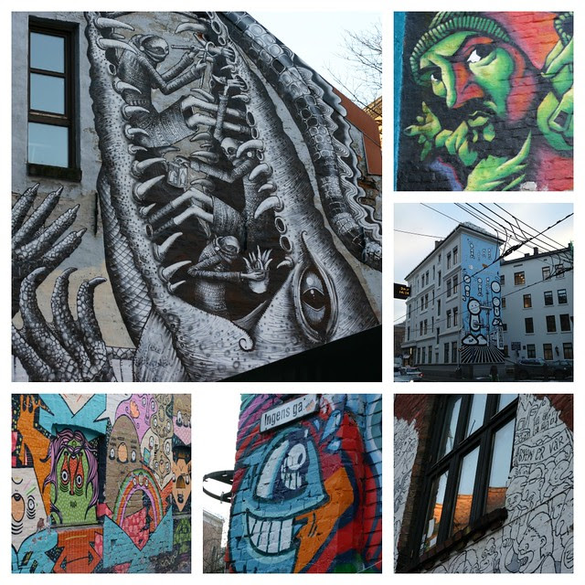 Graffiti Collage