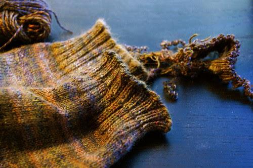 Repaired Socks