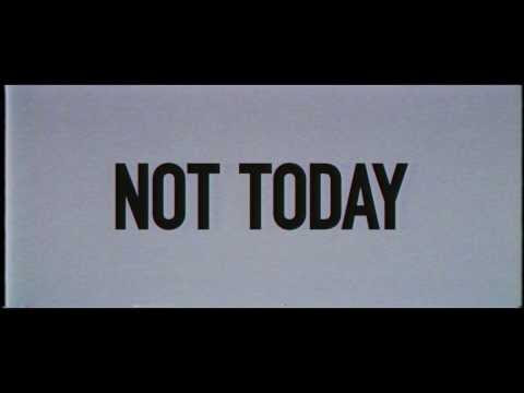 "VIDEO TEASER BTS (방탄소년단) ""NOT TODAY"""