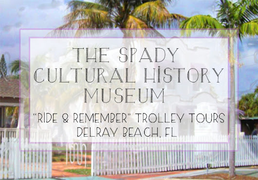 """Ride & Remember Trolley Tour"" at the Spady Cultural Heritage Museum"