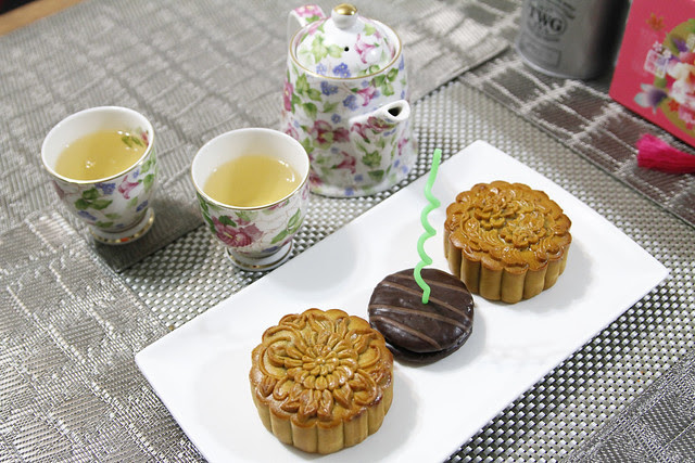 Mooncake Festival Celebration at Home