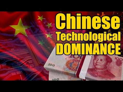 America First? Hum... but China Is already starting to Dominate Global Technology!