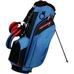 Orlimar Golf SRX 7.4 Stand Bag, Blue/Red