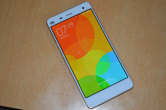 Xiaomi Mi 4 - The Flagship Re-Defined - Absolute Gizmos