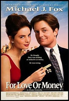 For Love Or Money 1993 Film