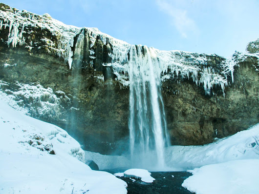 Les chutes de Seljalandsfoss - Week-end Evasion