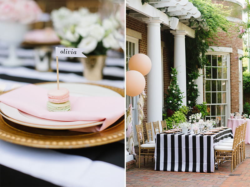Kate Spade Wedding Inspiration Tidewater Inn