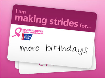 Making Strides Against Breast Cancer | American Cancer Society