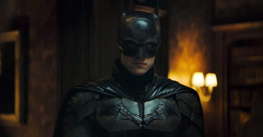 Robert Pattinson The Batman Bruce Wayne