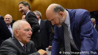 Για αυξανόμενη απομόνωση του Βόλφγκανγκ Σόιμπλε εντός του Eurogroup κάνει λόγο μερίδα του γερμανικού τύπου