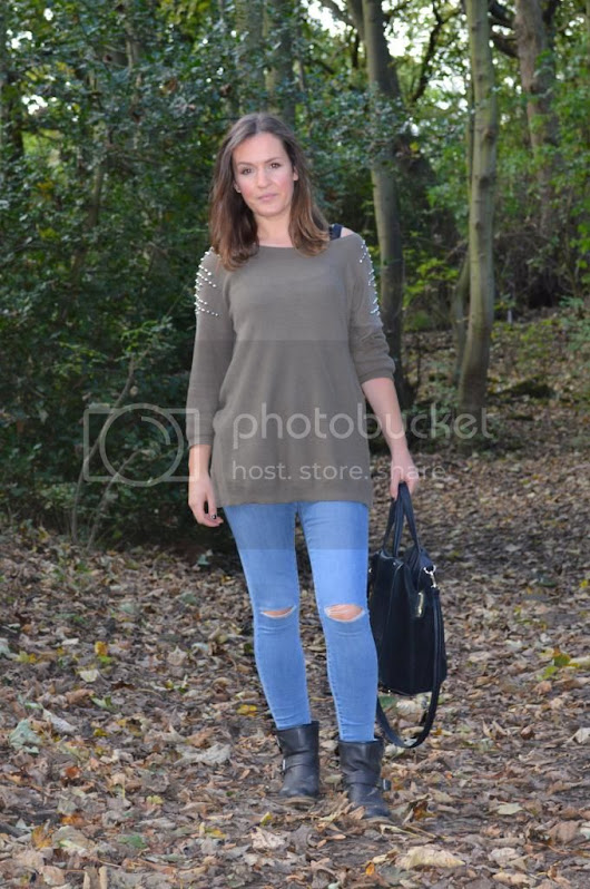 OUTFIT: Autumn Sunday Walk
