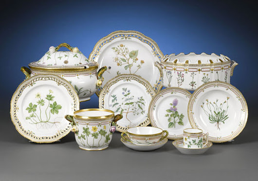 China and ceramic tableware
