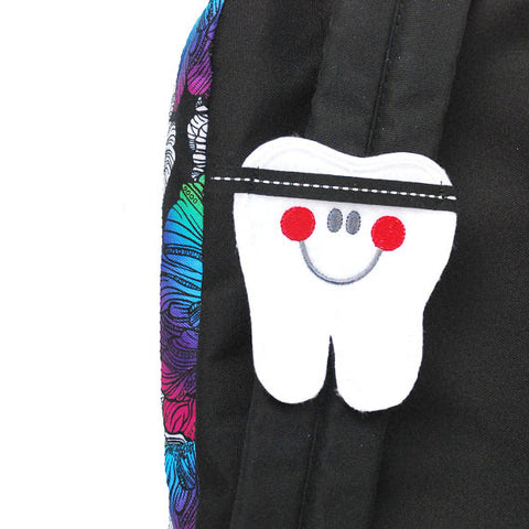 Go Back to School with our Travel Tooth Fairy Pocket Pins!