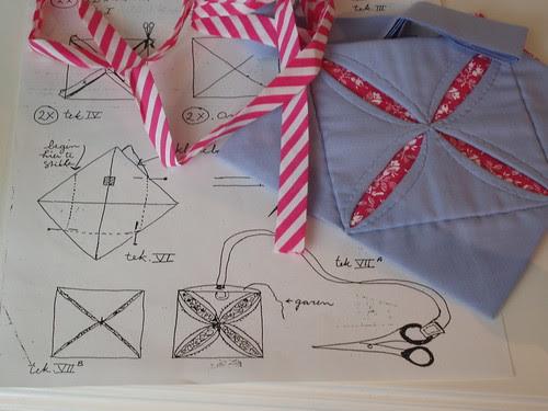 sewing supply bag