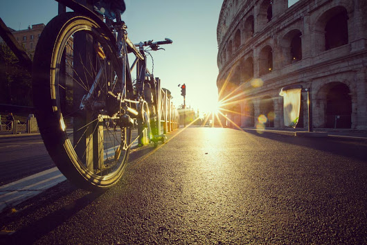 5 eco-friendly ways to getting around in Rome