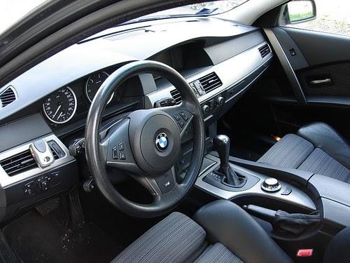 BMW 535I M Sport >> bmw gallery: BMW 530d E60 auto interior