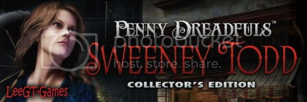 Penny Dreadfuls: Sweeney Todd Collectors Edition