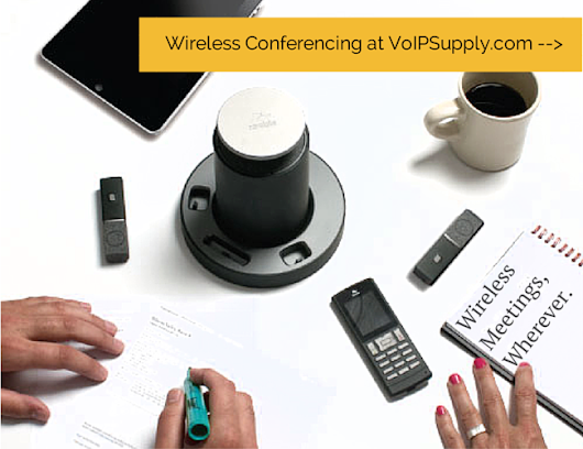 Wireless Conference Phones | Portable Connectivity Anywhere