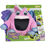 Sketch Petz - Pegasus - Arts & Crafts for Ages 3 to 7 - Fat Brain Toys