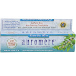 Auromere - Ayurvedic Herbal Toothpaste Foam-Free Mint - 4.16 oz.