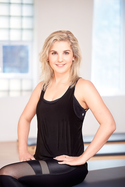 Adrianne Yurgosky: From Injured & Sedentary to Pilates Studio Owner