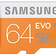 Amazon.com: Samsung 64GB EVO Class 10 Micro SDXC up to 48MB/s with Adapter (MB-MP64DA/AM): Computers & Accessories
