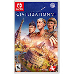 Sid Meier's Civilization VI Standard Edition - Nintendo Switch