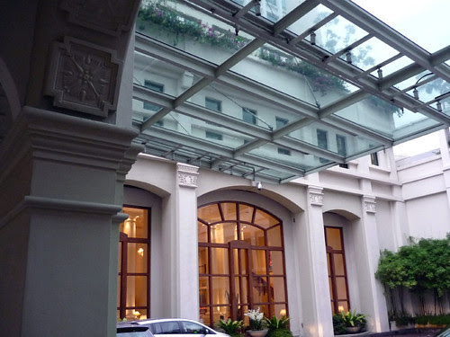 Intercontinental Hotel Singapore 25