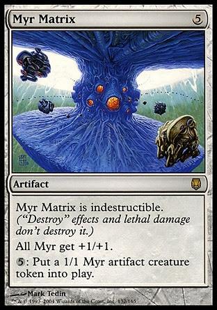 Matriz myr