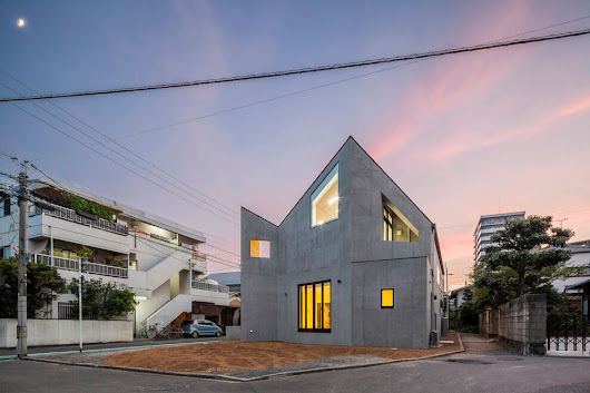 Futuristic Japanese House – ZOYA Design Office