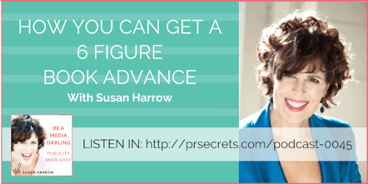 How You Can Get a 6 Figure Book Advance