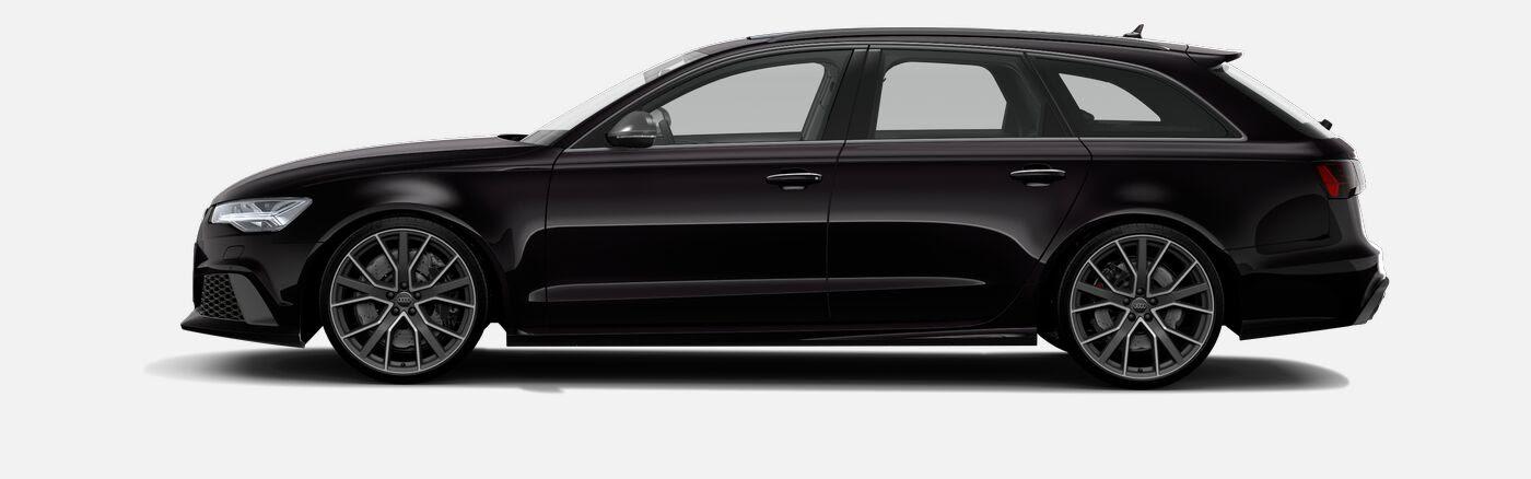 Your Configuration Rs 6 Avant Performance A6 Audi Hong Kong