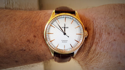 Review: Vorque Constantine Automatic | Microbrand Watch World