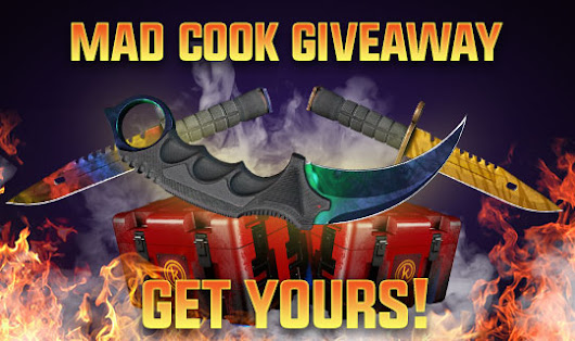 Mad Cook Giveaway