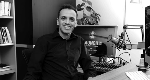 The face behind LAUNCH ON FIRE | LAUNCH ON FIRE Podcasts with Khalid Al-Zanki