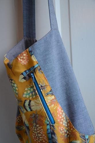 241 Bag - slash zipper option