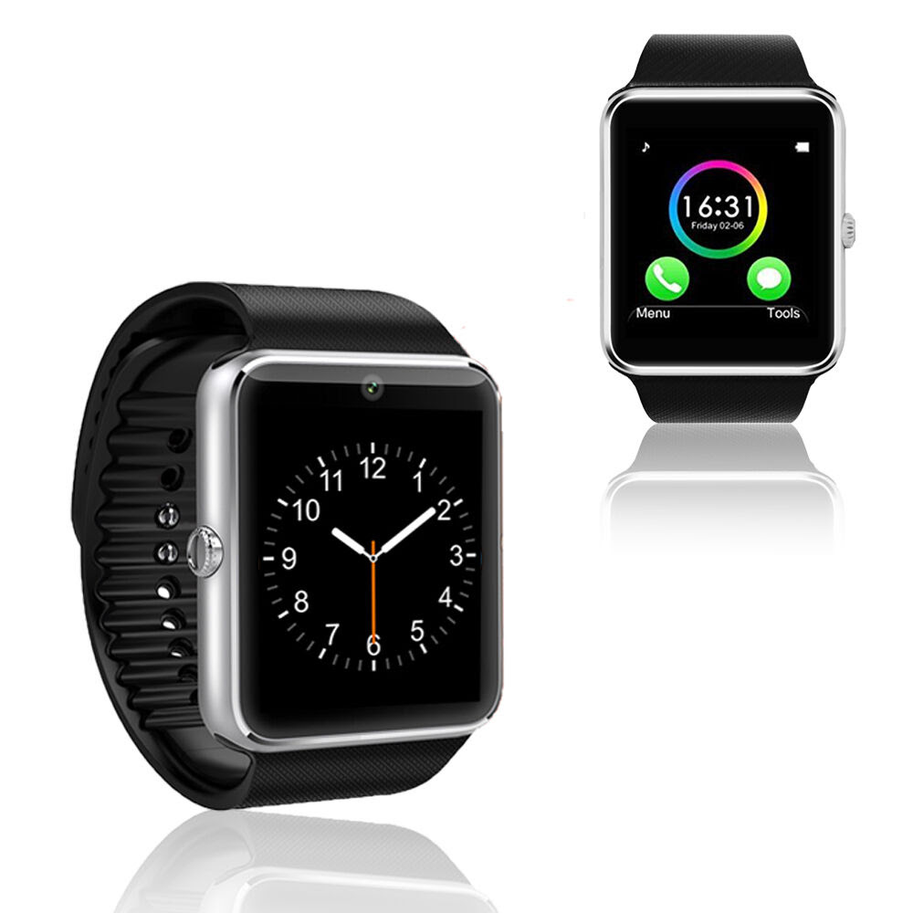 Mobile Watch With Free Bluetooth