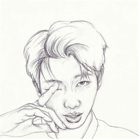 namjoon fanart drawings