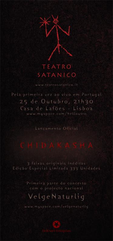 Teatro Satanico @ Portugal
