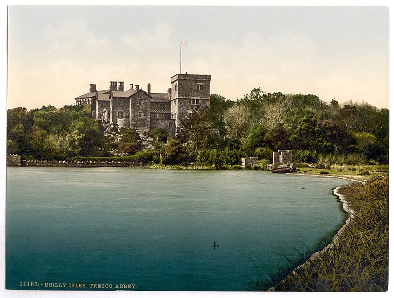 File:Scilly Isles, Tresco Abbey, Cornwall, England-LCCN2002696612.jpg