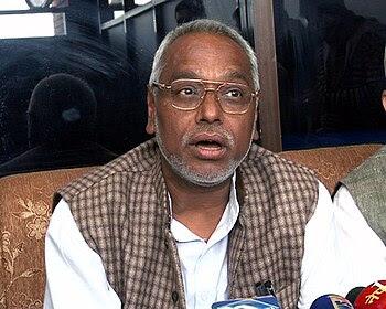 English: politician of nepal