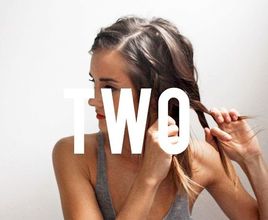Le Fashion Blog 2 Minute Take On Milkmaid Braid Easy Hair Tutorial How To Step 2 Via Treasures And Travels photo Le-Fashion-Blog-2-Minute-Take-On-Milkmaid-Braid-Step-2-Via-Treasures-And-Travels.jpg