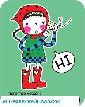 Download 77+ Gambar Kartun Lucu Download Vector Terbaru