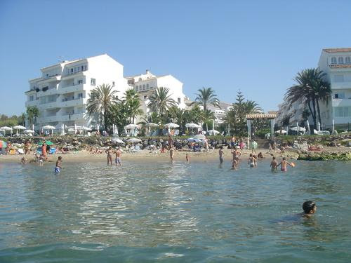 playa Alicate en Marbella
